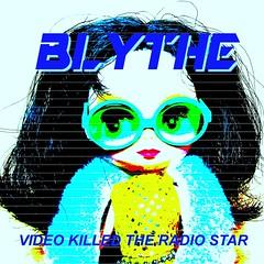 BaD 23 December 2017: Radio (jefalump) Tags: allgoldinone takara petiteblythe buggles parody videokilledtheradiostar radio portrait art