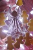 Dancing angels (piroskaacai) Tags: smileonsaturday angelsonearth angels cookies ornament white light