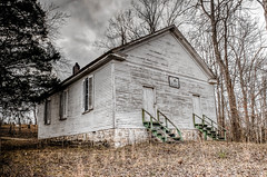 Riverview Church (Bob G. Bell) Tags: creamery wv westvirginia bobbell x30 fujifilm abandoned