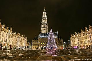 Arras Christmas tree