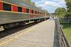 Rockside Road Station (craigsanders429) Tags: cuyahogavalleyscenicrailroad rocksideroadstation passengertrains passengercars cvsrtrains cvsrstations