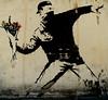 Original Banksy in Bayt Sahur (near Bethlehem) (che1899) Tags: banksy israel palästina bethlehem