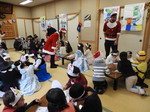 Christmas at the Kominkan