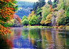 Autumn on the Tay (eric robb niven) Tags: ericrobbniven scotland dundee cycling dunkeld perthshire autumn