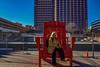 Sitting Around (Shadow _ Traveler) Tags: unitedstatesnewmexico newmexico albuquerquenewmexico alexandralmccormick photography portraitphotography portiture portrait nomadstravellife nomadsadventure travelphotography hdrphotography citylife cityscape cityparks bigchair