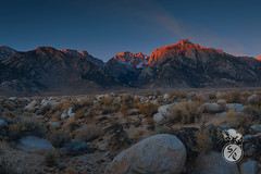 sunrise Alabama Hills (Storm'sEndPhoto) Tags: 2017 anselsiegenthaler stormsendphotography stormsendphoto adventure alabamahills blm california camping easternsierra explore highdesert lonepine morning mountainlight mountainrange nikon nikonphotography publiclands sierramountains sunrise winter visipix visipixcollections
