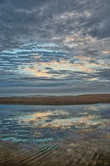ICloud (ashley.pearsall266) Tags: cloudsstormssunsetssunrises clouds cloud nsw australian australia reflection wowaustralia2017skybrillianceworldpicsmagazineworldbestskysunlicioussurfculture