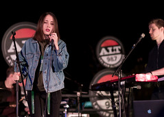 Alice Merton 12/13/2017 #16 (jus10h) Tags: alicemerton alice merton alt 987 penthouse altana apartment homes glendale losangeles california female singer songwriter european young beautiful sexy talented artist band musician live music concert gig event private show performance venue rooftop pool photography nikon d610 2017 justinhiguchi photographer