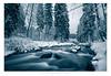 Blechhammer (AmBasteir) Tags: winter forest snow wasser water stream fluss wald baum rocks erzgebirge oremountains sachsen germany nikond810 landscape longexposure leefilters leebigstopper carlsfeld nikkor1635mm