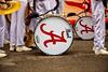 The Big Drums (orebrandonm) Tags: neworleans louisiana nola sugarbowl universityofalabama rolltide marchingband drums alabama parade