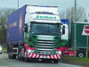 PO17UWS (47604) Tags: po17uws eddie stobart mya grace lorry truck hgv artic scania a5 dirft