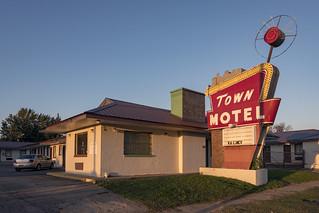 Town Motel, Birmingham, AL