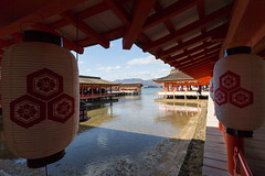 Shrine (walkkyoto) Tags: 厳島神社 神社 shrine 宮島 miyajima 日本 japan ef1635mmf4lisusm