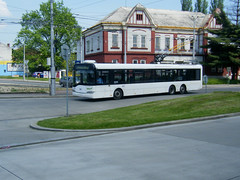 Ostrava trolleybus No. 3602 (johnzebedee) Tags: trolleybus transport publictransport vehicle ostrava czechrepublic skoda johnzebedee skoda27tr