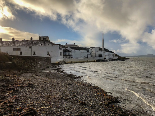 Bowmore Distillery