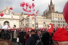 P1040010 (i'gore) Tags: roma sindacato pensioni cgil lavoro diritti giustizia giustiziasociale giovani manifestazione