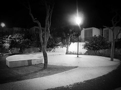 Shadow Park (L0rD @Draa$ D3 R3gI|) Tags: thedarkside blancoynegro urbano parque noche