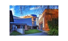 Miralles Saal (rafischatz... www.rafischatz-photography.de) Tags: rothenbaum theatre musicschool brightlight