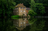 The Fulling Mill - (Revisited) (Dean Conley) Tags: durham fullingmill nikon d3400 nikond3400 1855mm kitlens dslr northeast river riverwear green tree beauty nature postcard flickr explore photography photo england old historic history wear lightroom lightroom5 reflections