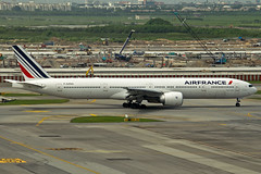 Boeing 777-328ER F-GZNO Air France (Andries Waardenburg) Tags: b777 bkk vtbs fgzno