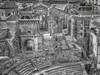 (850/17) Teatro Romano de Cartegena (Pablo Arias) Tags: pabloarias photoshop photomatix capturenxd españa cielo nubes arquitecturapabloarias arquitectura teatro romano bn blancoynegro monocromático cartagena murcia comunidad murciana