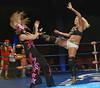 Jennifer Blake y Sexy Star (Daniela Herrerías) Tags: luchalibre lucha libre aaa jenniferblake jenniferykema sexystar luchadora mexicana mexican wrestler canadian