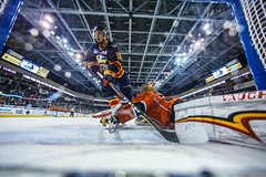 "Kansas City Mavericks vs. Colorado Eagles, December 17, 2017, Silverstein Eye Centers Arena, Independence, Missouri.  Photo: © John Howe / Howe Creative Photography, all rights reserved 2017. • <a style=""font-size:0.8em;"" href=""http://www.flickr.com/photos/134016632@N02/24278229427/"" target=""_blank"">View on Flickr</a>"