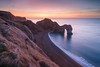 Durdle Door sunrise (Stu Meech) Tags: durdle door sunrise dorset winter stu meech nikon d750 1635 leefilters