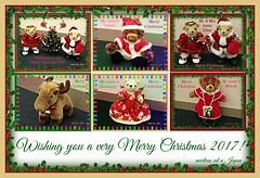 """Wishing you a very Merry Christmas 2017!"" (martian cat) Tags: ribbet macro teddybearsinjapan© motivational ©martiancatinjapan merrychristmas ©teddybearsinjapan allrightsreserved© teddybearsinjapan teddybearsinjapan☺ ☺teddybearsinjapan joyeux noël fröhlichi wiehnacht kurisumasu omedeto feliz navidad メリークリスマス buon natale motivationalposter ©allrightsreserved martiancatinjapan© teddybear teddybears inspirational ☺allrightsreserved allrightsreserved christmas christmasmemories ☺martiancatinjapan martiancat martiancat© ©martiancat martiancatinjapan"