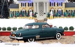 1950 Studebaker Champion Coupe (JCarnutz) Tags: 124scale diecast danburymint 1950 studebaker champion