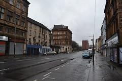 Christmas Day in Glasgow (3) (daniel0685) Tags: christmasday glasgow scotland wet rain uk quiet christmas emptystreets scottishwinter