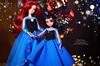 Ariel family (4) (Lindi Dragon) Tags: doll disney disneyprincess disneystore ariel eric mermaid little melody newyear handmade dress blue