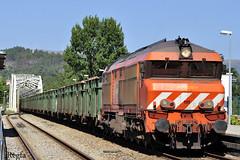 Caminha (REGFA251013) Tags: 1911 tren train comboio mercadorias martelo medway renfe portugal galicia darque