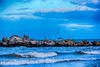 Glenelg Beach (Theresa Hall (teniche)) Tags: adelaide austalia australia canberra glenelg glenelgbeach nikon nikond750 russellcharters september2017 southaustralia tamron70200 teniche theresa theresahall beach birds boat ocean sand sea water waves yacht seascape