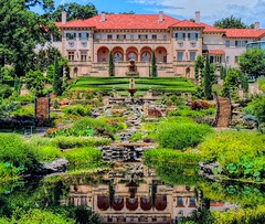 Philbrook Museum (clarkcg photography) Tags: building monuments monument structure architecture 7dwf crazytuesdaytheme