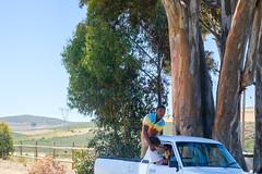 Hoist (BrianEden) Tags: xpro2 man streetphotography southafrica travelphotography travel truck fuji road capetown travelphotographer za fujifilm