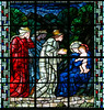 The Adoration of the Magi (Lawrence OP) Tags: adorationofthemagi biblical epiphany blessedvirginmary stainedglass winchester cathedral window burnejones