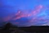 Colori all'alba (rena@ovest) Tags: colori alba nuvole cielo sentiero legna alberi