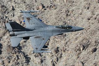 F-16C 85-1560/ED 412th TW