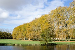 Seuil de Naurouze, Aude (lyli12) Tags: canaldumidi automne aude lauragais arbre eau paysage landscape languedocroussillon