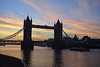 Tower Bridge at dawn (Dun.can) Tags: towerbridge london bridge sunrise dawn sky londonskyline skyline river thames