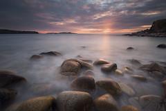 Playa de Nuestra Señora (jojesari) Tags: ar11718g 417 playadenuestraseñora sanxenxo pontevedra galicia jojesari suso sunset atardecer ocaso puestadesol solpor filtros