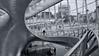 Arnhem Centraal railway station (Bert Kaufmann) Tags: nederland netherlands niederlande paysbas holland olanda paesibassi rail railway railwaystation arnhem arnhemcentraal arnhemcentraalstation arnhemcentraalrailwaystation architecture architectuur unstudio nationalestaalprijs pricewinning design vanberkel benvanberkel defronttwist dewokkel structures infrastructure