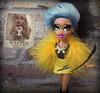 "DYHBS?: The Final Cycle | Week Twelve | From Drab to Drag | Bev Ridge as ""Honey Barbie Q"" (Bratzjaderox™) Tags: dyhbs makeup fierce drag queen transformation genie magic yasmin bratz mga mgae fabulous gaudy diva"