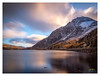 Llyn Ogwen & Tryfan (urfnick) Tags: lake clouds longexposure le canon eos 1300d tamron 18270mm snowdonia nationalpark wales snow sunrise sundaylights hink