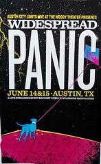 Widespread Panic (jac malloy) Tags: poster posters art artwork concert concertposter concertposters posterart atx austin austintx austinist austinot usa austintexas illustration posterartwork limitedrun limitedruns wsmfp widespreadpanic panic