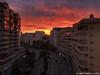 Last Sunrise (servalpe) Tags: colorefex servalpe urban sunrise magichour dawn city cityscape iphonex apple iphone marbella andalucía spain es