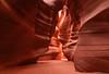 The mummy, Lower Antelope canyon (reinaroundtheglobe) Tags: lowerantelope antelopecanyon arizona usa nationalpark nature beautyinnature landscape canyon rockobject rockformation orange longexposure traveldestination touristdestination