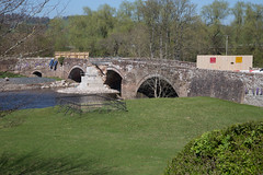 Photo of Brougham Castle Bridge