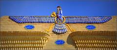 Ahourâ Mazdâ... (Save planet Earth !) Tags: ahourâmazdâ iran nikon amcc travel voyage yazd